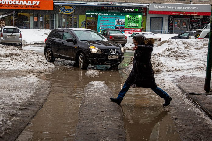 In Novosibirsk to +1. Telling when the city will return the thaw
