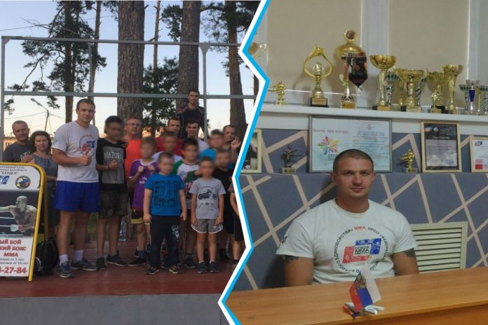 Near Novosibirsk the sports coach was summoned to the police for a photo on the social network