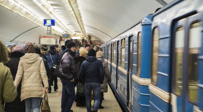 Novosibirsk metro returns to the normal interval of movement of trains