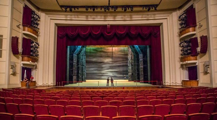 Novosibirsk theatres closed until April — what to do with the tickets? New educational program from NGS