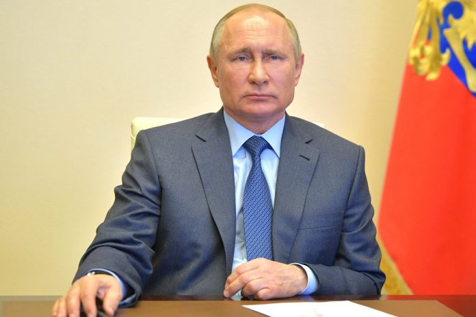 Putin: the peak of coronavirus in Russia passed