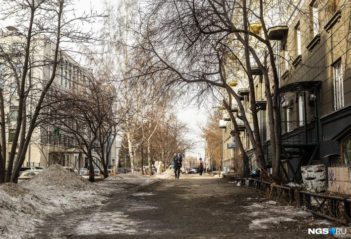 Soon to 13 degrees in Novosibirsk the weatherman talked about the forecast for the next few days