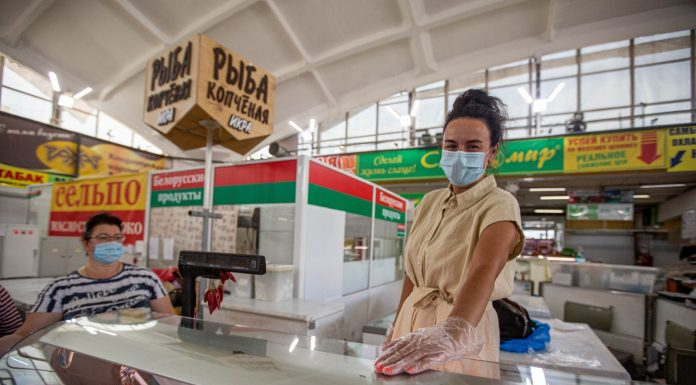 """""""Take microloans for the pasta to children"""": how the merchants of the Central market has experienced a month of unemployment"""
