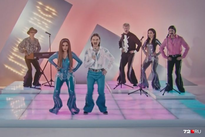 The Little Big band introduced the song, which will go to Eurovision. Did you like it?