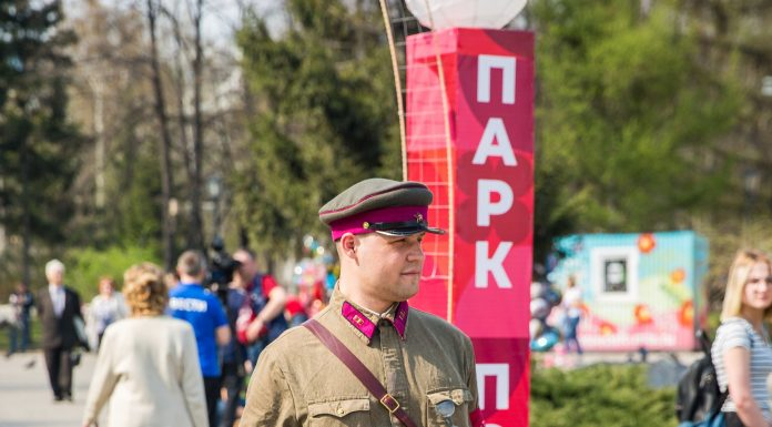 The mayor of Novosibirsk has told, how will the city Day and the Victory parade