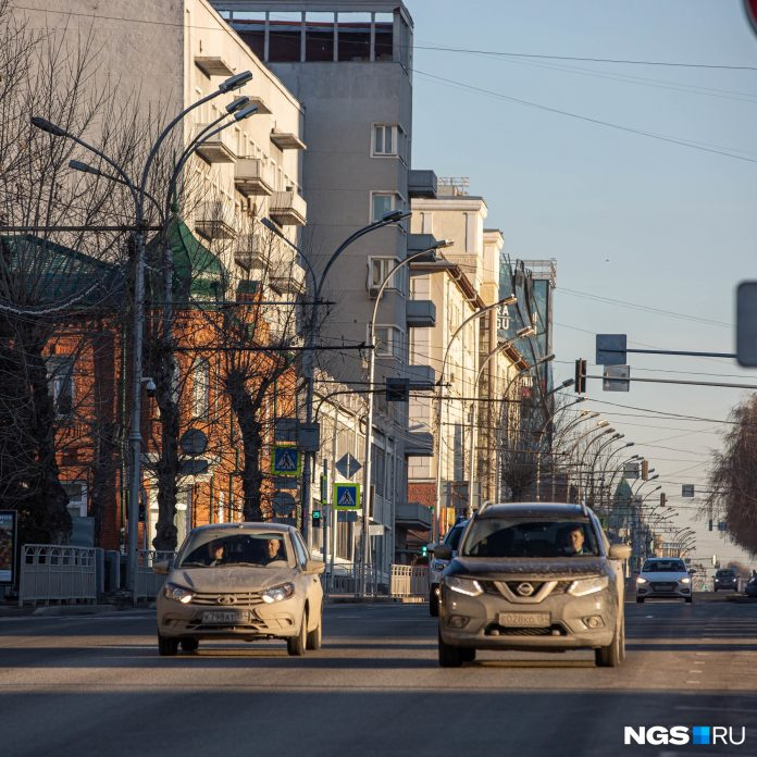 The South wind and temperature of +11 degrees, forecasters gave for the city's residents are forecast for the coming days