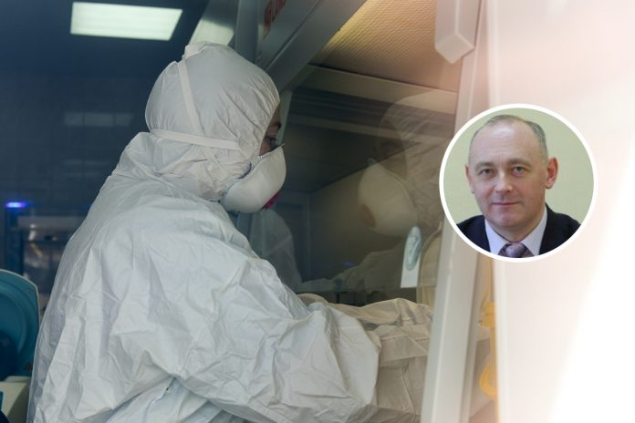 The Vice-mayor of Novosibirsk suspected coronavirus