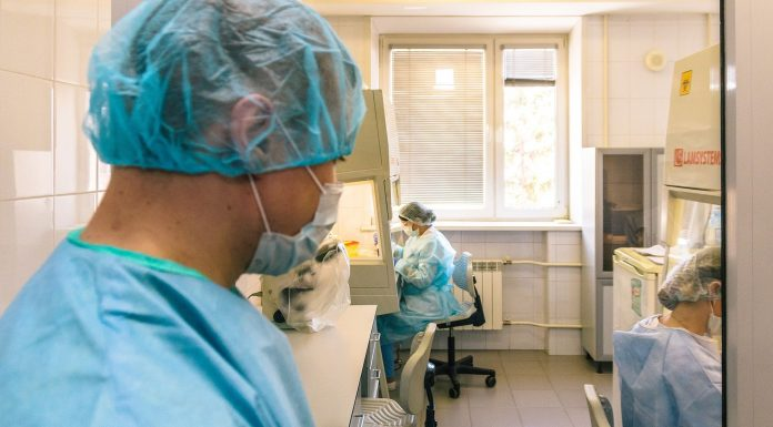 This was not since the beginning of may! In Russia recorded 8 926 new infections COVID-19