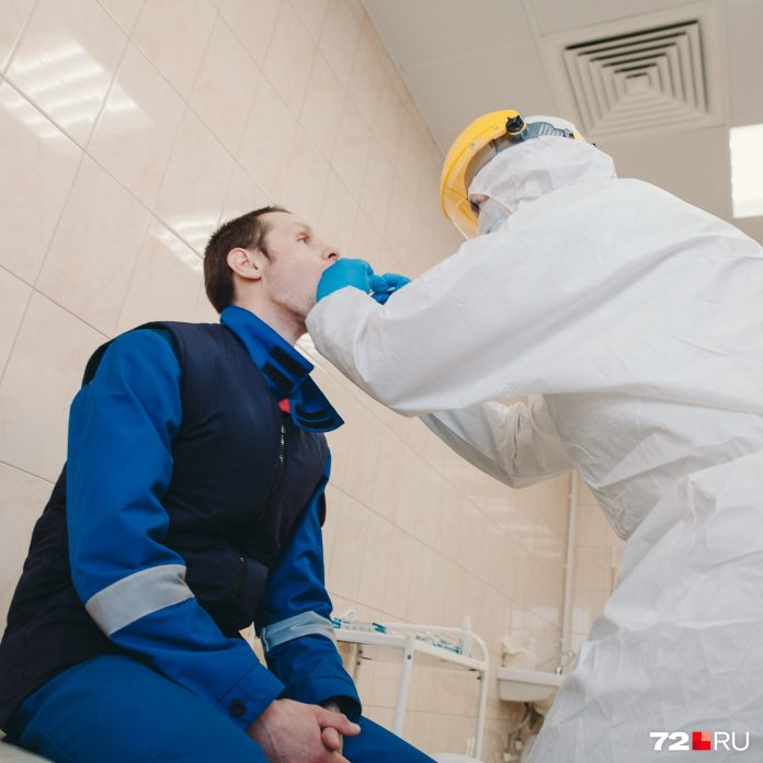 108 new cases of coronavirus recorded in Novosibirsk
