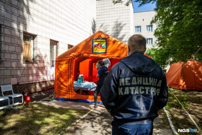 Almost 3,5 thousand cases and 40 deaths from coronavirus: a chronicle of the Novosibirsk Sunday
