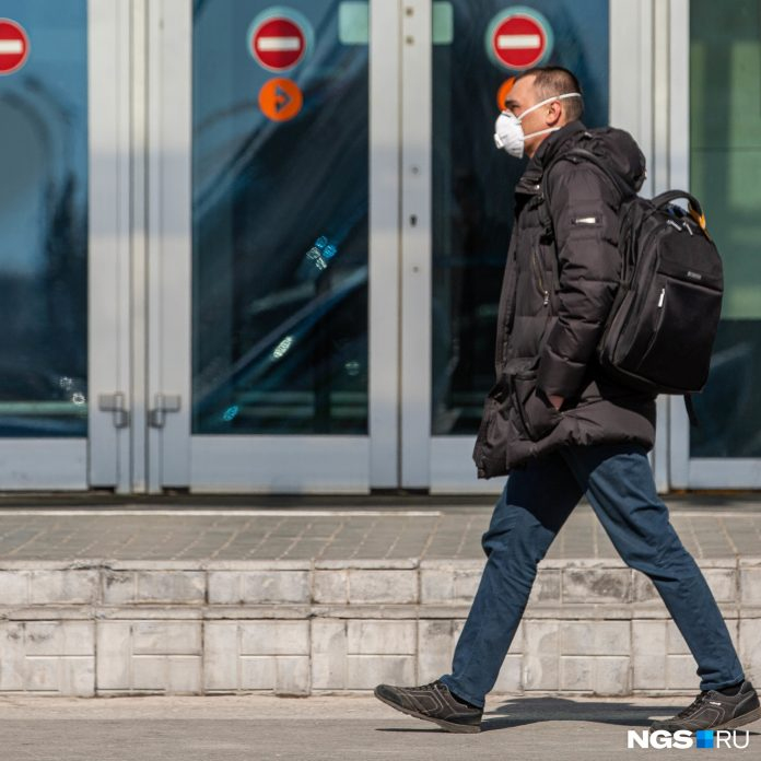 Another death from the coronavirus and 138 penalties for violation of mask mode: a chronicle of events for the day