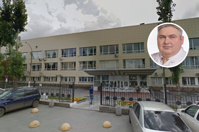 Died doctor Andrew Halzov, the brother of the Minister of health NSO. He had a coronavirus