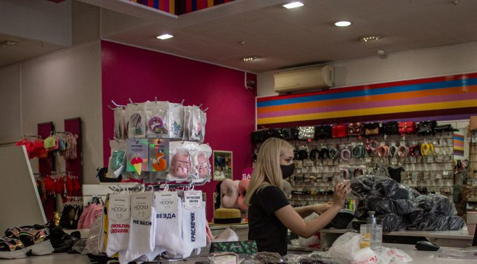 """""""Every day could be the last"""": in Novosibirsk opened stores (which have already been opened). Report"""