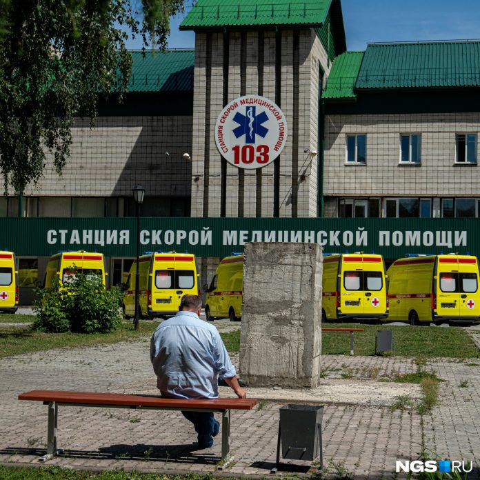 In the Novosibirsk region there were 30 new ambulance to fight Kovalam — show what's inside them