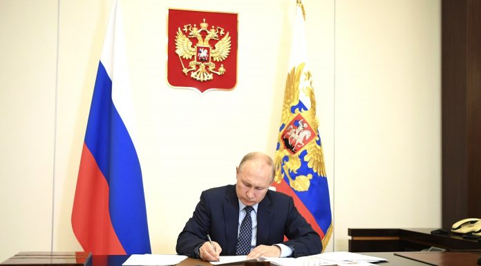 Putin allowed Russians to be treated not only from coronavirus