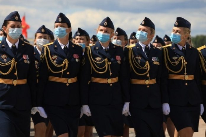 Rehearsal of the Victory parade in Domodedovo and three more deaths from coronavirus: a chronicle of events for the day