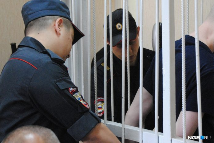 Struck four blows with a knife: Novosibirsk court has sentenced a skinhead for murder for white laces