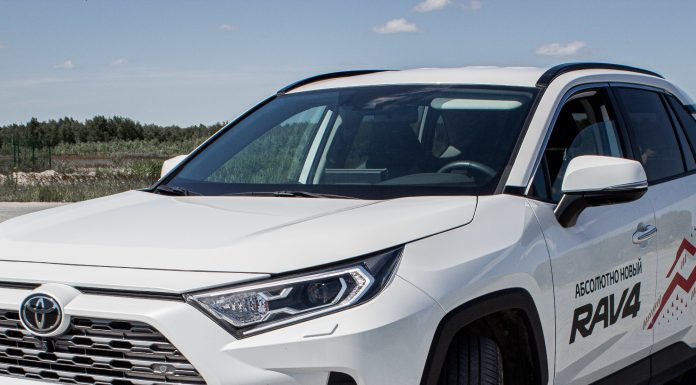 Test new Toyota RAV4: what is its slope, and in the unfortunate cons
