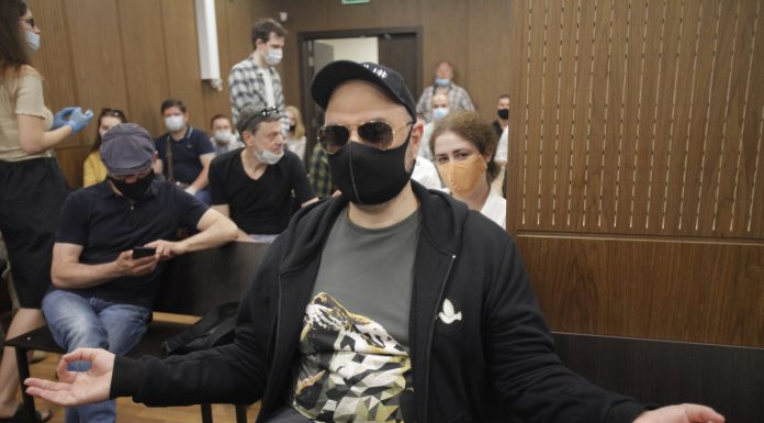 The Director Kirill Serebrennikov has received conditional term for swindle with budget money