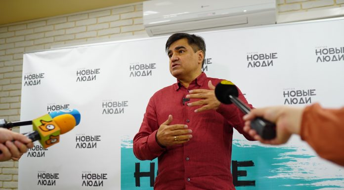 """The party """"New people"""" put forward in Novosibirsk on the election of more than 100 people"""