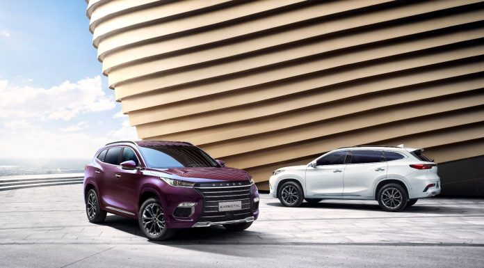 The repartition of the market of the business class: a new player is stepping up sales of cars in the premium segment