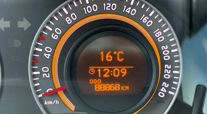 Twist mileage: look at examples of how brazenly the machines wound the odometer — service costs pennies