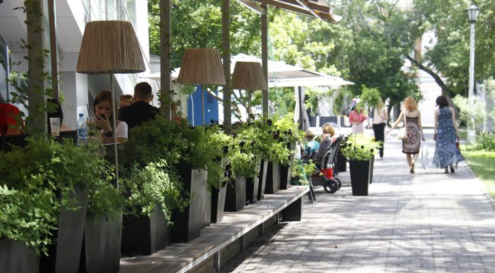 Annuals in Novosibirsk can open from 6th July. Details of the negotiations restaurateurs with power