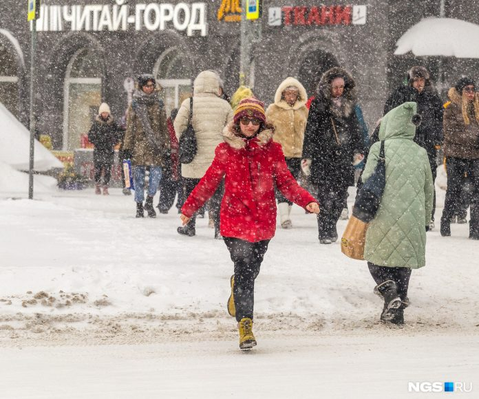 Cold weather will return or you'll melt all the snow? Unexpected weather for February in Novosibirsk