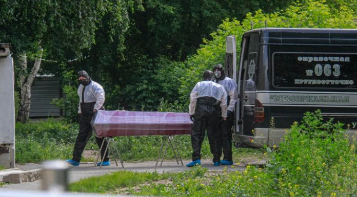 Die seniors: three more residents of Novosibirsk died of the coronavirus that causes all men