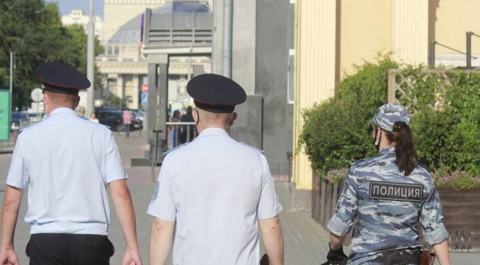 Enhancing the city: NGS found out why on the streets of Novosibirsk lot of cops