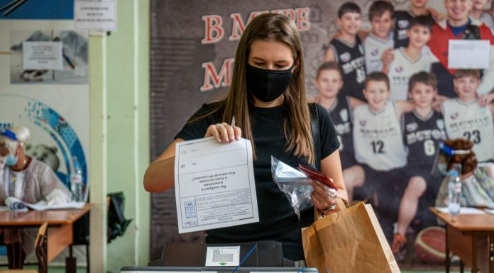 """""""Four days back and forth"""": the things you worry about Novosibirsk, who came to the polling stations today"""