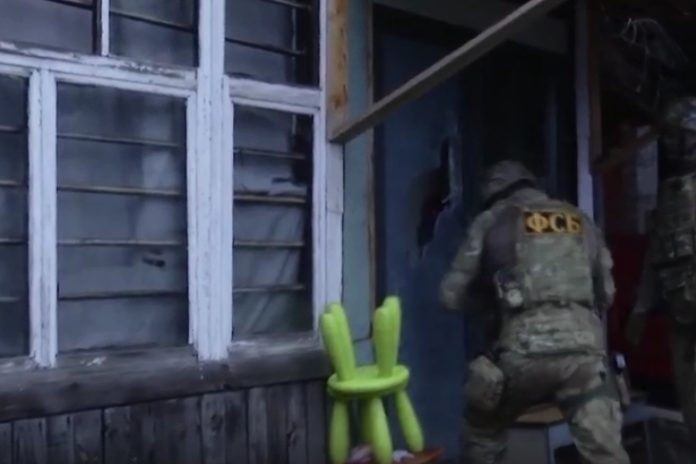 FSB detained in Novosibirsk members of the terrorist cell