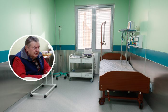 In Novosibirsk died world — famous psychiatrist- he had the coronavirus