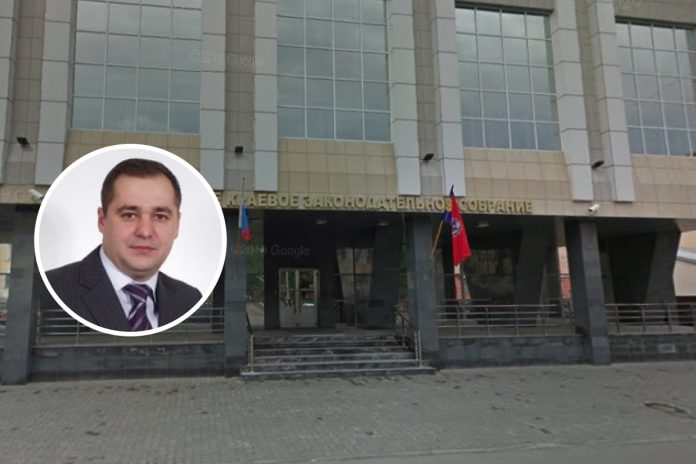 In Novosibirsk have detained the Deputy of the Altai Krai Vsevolod Kondratiev