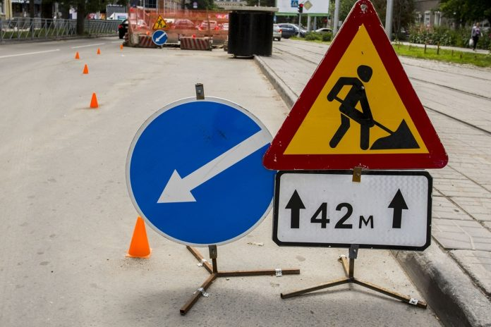 In the mayoralty of Novosibirsk has told, when will the repair work on the entrance to Akademgorodok