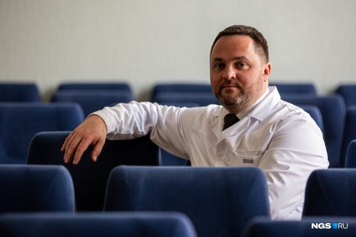 In the Novosibirsk NIITO appointed Director