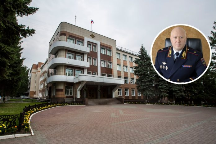 In the Novosibirsk region has appointed a new head of the interior Ministry — to present what is known about him