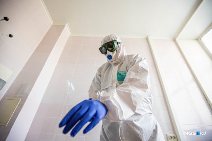 In the Novosibirsk region revealed 101 cases of infection with coronavirus