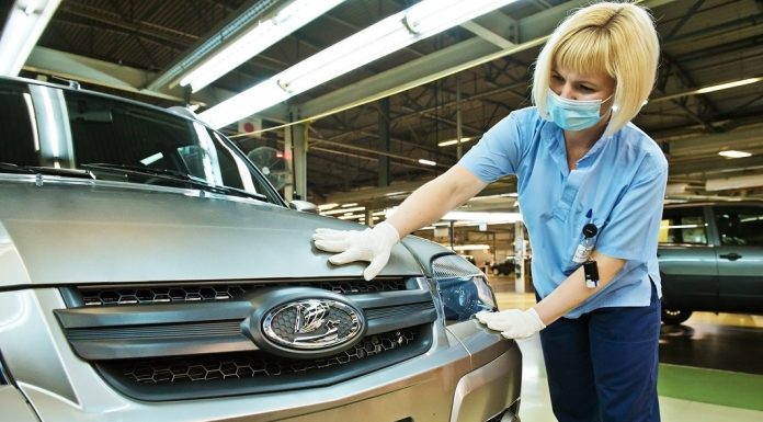 Niva changed its brand name: it is now again Lada