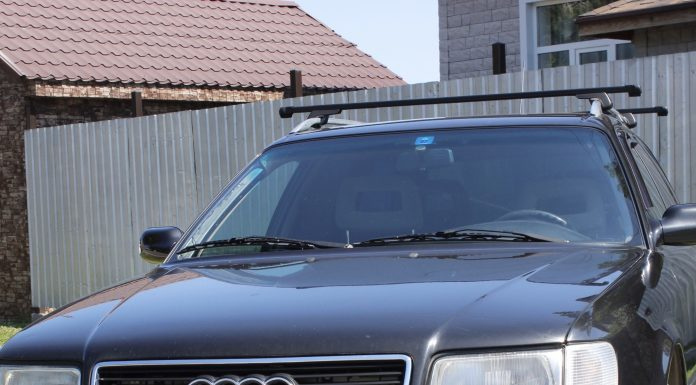"""Novosibirets became convinced that German cars are better than """"Toyota"""". Tell you why and show his 28-year-old Audi 100"""