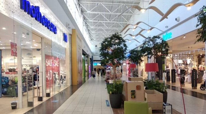 Opened the most stores: Novosibirsk MEGA start to let buyers