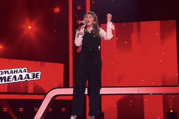 Schoolgirl from Novosibirsk reached the final of the show
