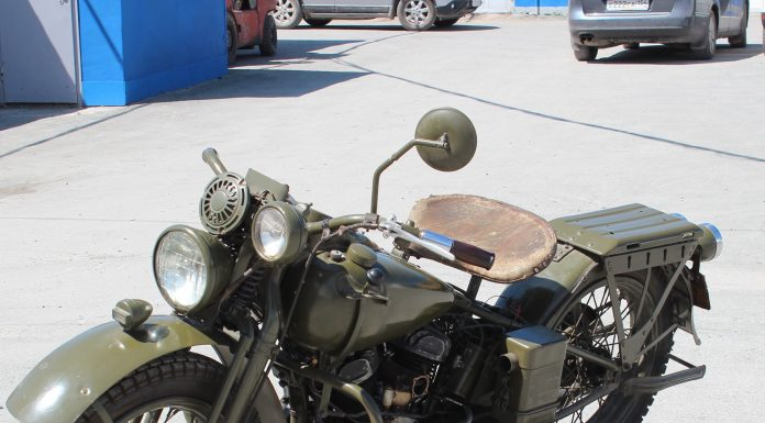 """Served in the NKVD: a look at 77-year-old """"Harley-Davidson"""" — went on it the KGB, and he's still on the go"""