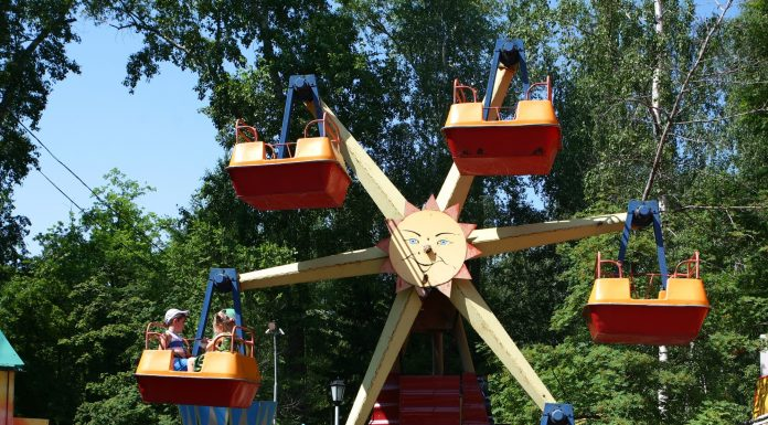 """""""Stand on the edge of death."""" Owners of amusement rides in city parks turned to Travnikova"""