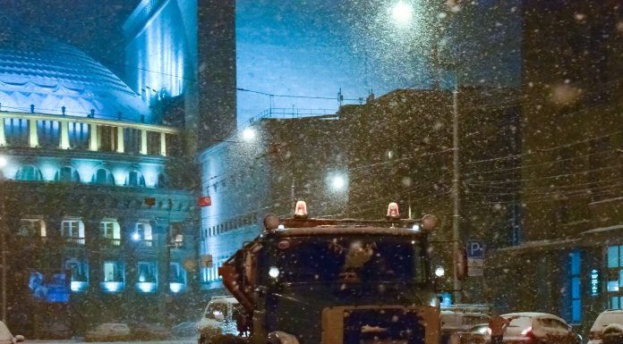 Sweep road again: forecasters said, what is the weather like Novosibirsk in the coming days