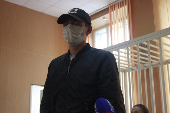 The case of the death of Anton Luchansky: the Prosecutor asked for 8 years in a penal colony for his shot down Laskowa online (from the court)