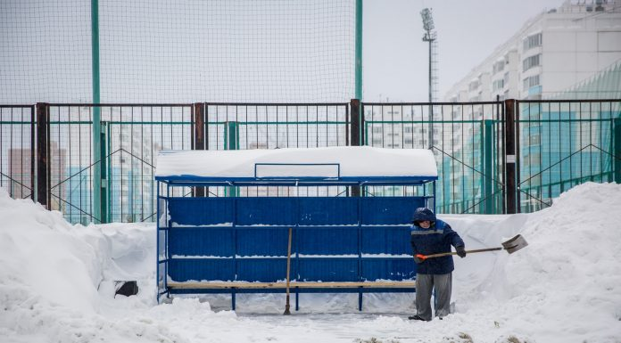 """""""The pace is insufficient"""": the mayor demanded to solve the problem with the snow in Novosibirsk for 1.5 weeks"""