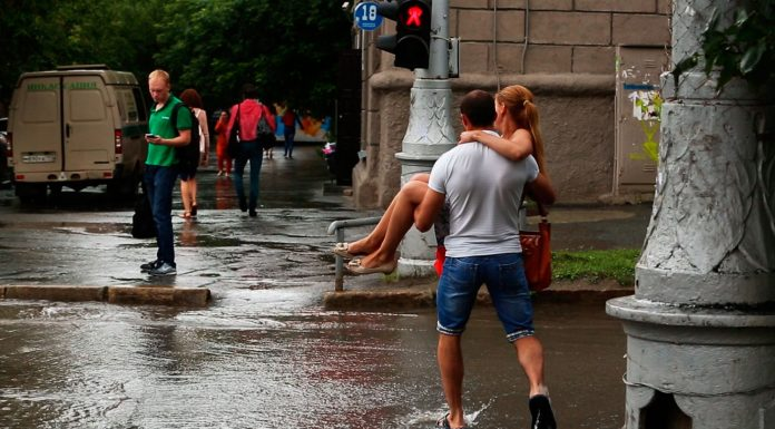 The rains recede: that in addition to thunderstorms is waiting for the city's residents in the coming days