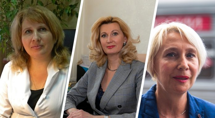 Top Novosibirsk doctors with the highest salaries: show the rating of one picture