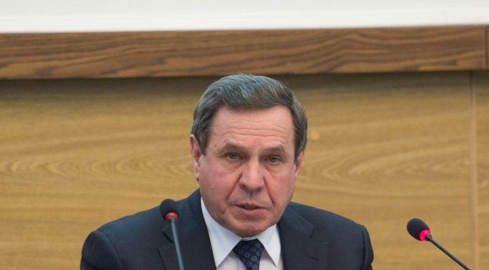 Vladimir Gorodetsky became infected with the coronavirus